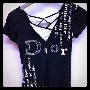 Dior tee